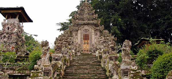 Bali Temples and Kintamani