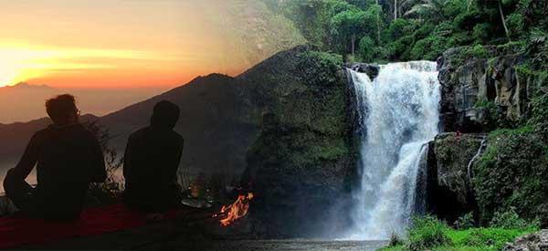 Batur Sunrise Trekking and Waterfall