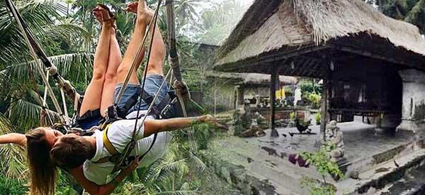 Ubud Swing Tour